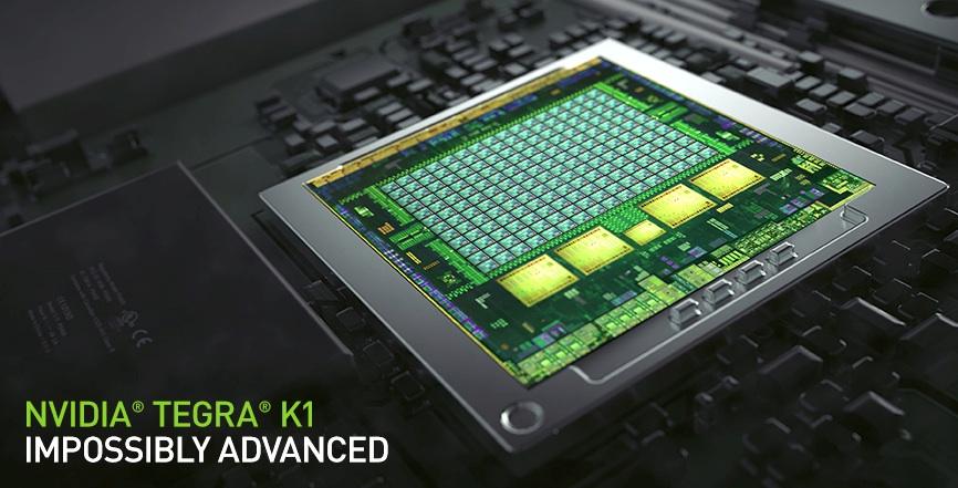 Tegra K1 192 Cores GPU
