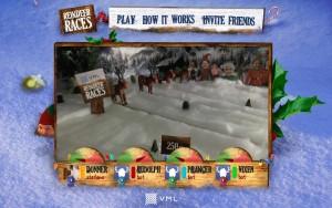 VML Reindeer Races