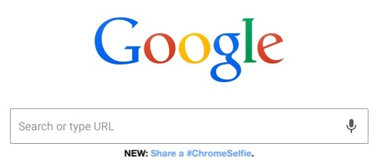 chromeselfie april fools day 2015