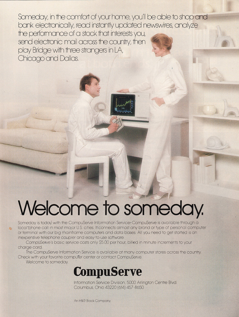 compuserve welcome someday 1982