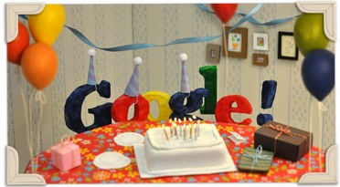 google doodle 13th birthday