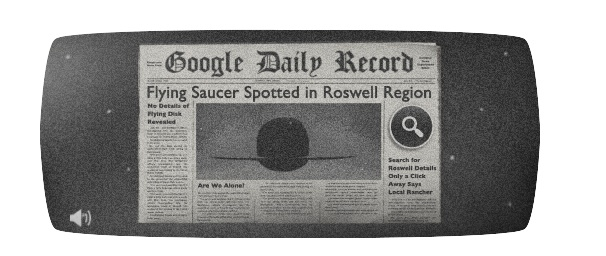 google doodle roswell end