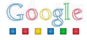 google doodle xmas 2011 off