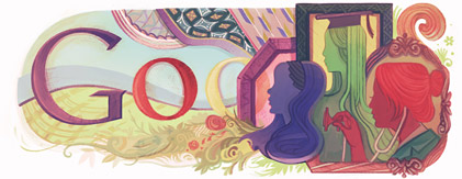 google doodle womens day 2011